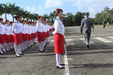Dia do Uniforme no Colégio Militar do Recife