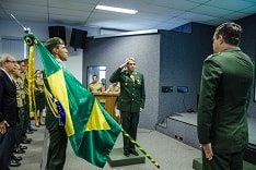 Passagem da Chefia do Estado-Maior do Comando Militar do Oeste