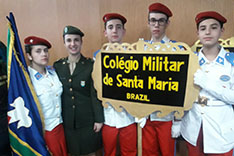 Colégio Militar de Santa Maria participa da 8ª International Young Mathematician´s Convention