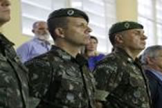 1° Sargento Alfredo assume como Adjunto de Comando do CCFEx