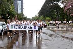 "Batalhão realiza Corrida da Paz/2019 ""Day Run for Peace"""
